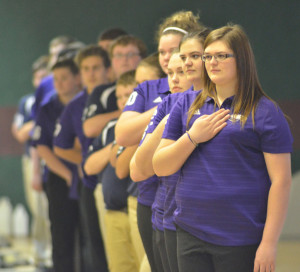 CHS Bowling vs. Russell County 1