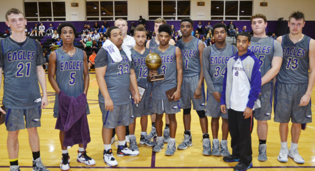 CHS boys' basketball team runner-up in All 'A' Classic