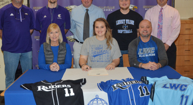 CHS senior to play softball at Lindsey Wilson College