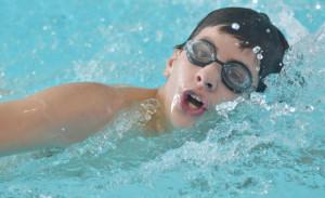 CHS Swim Meet 1-7 17