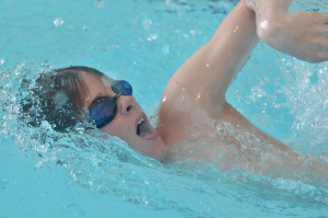 CHS Swim Meet 1-7 18