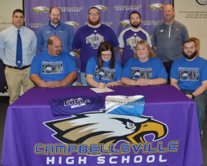 CHS Vera Brown Signs LWC 1