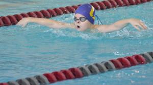 CHS Swim Meet 1-7 22