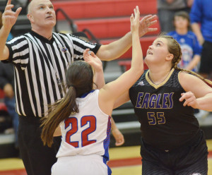 CHS GB District Tournament Adair County 27