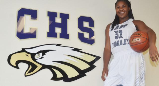 CHS girls' basketball player named to 5th region all-season team