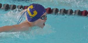 CHS Swim Meet 1-7 21