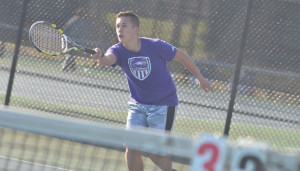 CHS Tennis vs. North Hardin 18