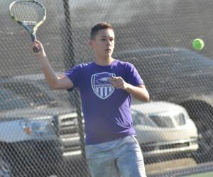 CHS Tennis vs. North Hardin 20