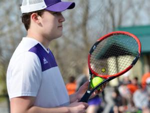 CHS Tennis vs. Grayson Taylor 14