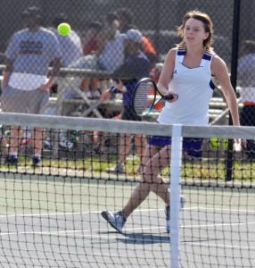 CHS Tennis vs. Grayson Taylor 11
