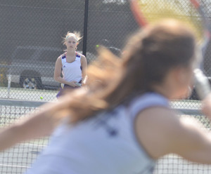 CHS Tennis vs. Grayson Taylor 4