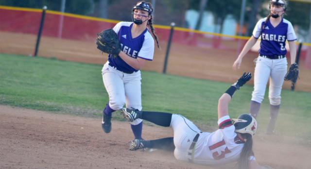 CHS softball team takes on Taylor County
