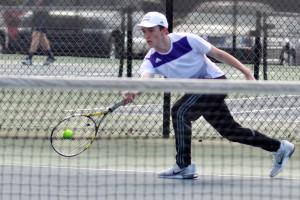 CHS Tennis vs. Grayson Taylor 17