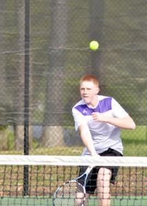 CHS Tennis vs. Grayson Taylor 24