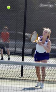 CHS Tennis vs. Grayson Taylor 3