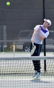 CHS Tennis vs. Grayson Taylor 22