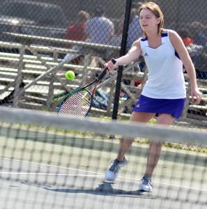 CHS Tennis vs. Grayson Taylor 9