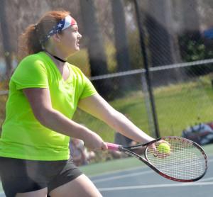 CHS Tennis vs. Grayson Taylor 6