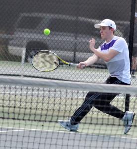 CHS Tennis vs. Grayson Taylor 15