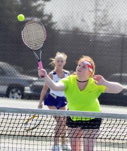 CHS Tennis vs. Grayson Taylor 1