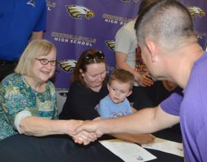 CHS Jared Brewster Signs 3