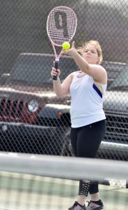 CHS Tennis vs. Grayson Taylor 25