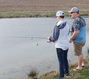 CHS Fishing Season 3