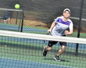 CHS Tennis vs. Grayson Taylor 12