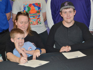 CHS Jared Brewster Signs 2