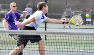 CHS Tennis vs. Grayson Taylor 20