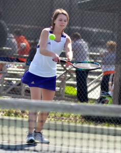 CHS Tennis vs. Grayson Taylor 10