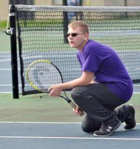 CHS Tennis vs. Grayson Taylor 19