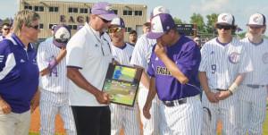 CHS Baseball Kirby Smith Ceremony 4