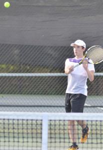CHS Tennis vs. Adair Fort Knox 2