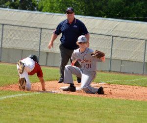 CHS Baseball 5th Region Tournament 17 10