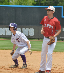 CHS Baseball 20th District Tournament 17 8