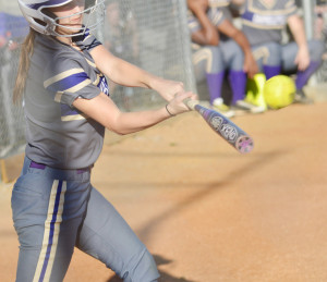 CHS Softball vs. Danville 1