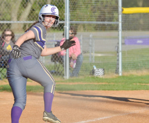 CHS Softball vs. Danville 7