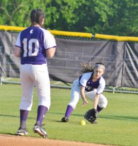 CHS Softball vs. Monroe County 13