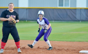 CHS Softball vs. Taylor County 4-25 9