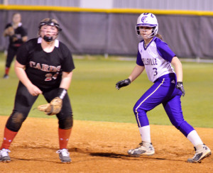 CHS Softball vs. Taylor County 4-25 13
