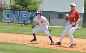 CHS Baseball 20th District Tournament 17 2