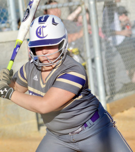 CHS Softball vs. Danville 9