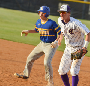 CHS Baseball vs. Washington County 22
