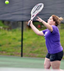 CHS Tennis vs. Adair Fort Knox 13