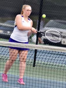 CHS Tennis vs. Adair Fort Knox 15