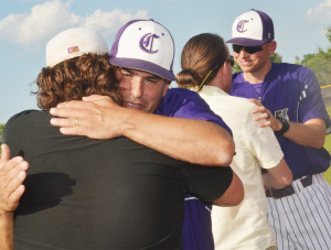 CHS Baseball Kirby Smith Ceremony 9
