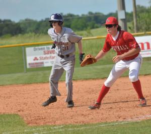 CHS Baseball 5th Region Tournament 17 12