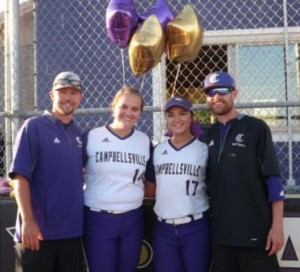 CHS Softball-Baseball Seniors 17 4