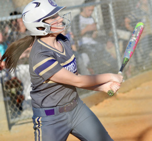 CHS Softball vs. Danville 3